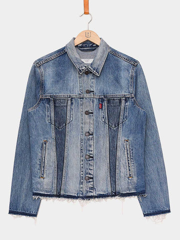 Levi's / Altered Trucker Jacket | Reform