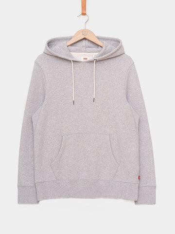 Levi's / Original Pullover Hoodie | Medium Grey