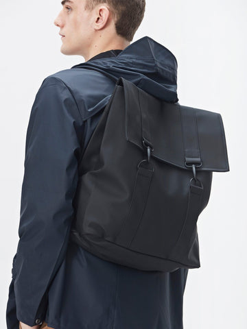 RAINS / MSN Bag | Black