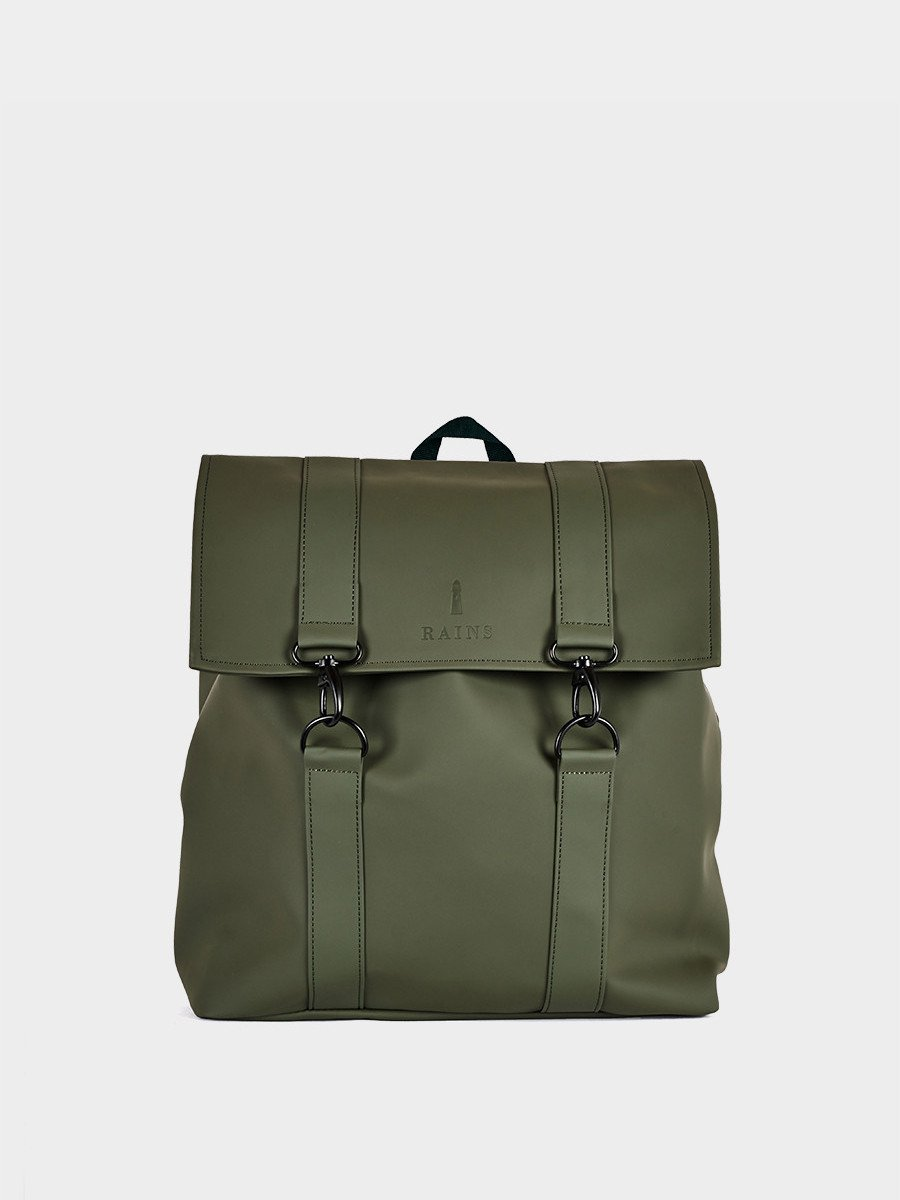 RAINS / MSN Bag | Green