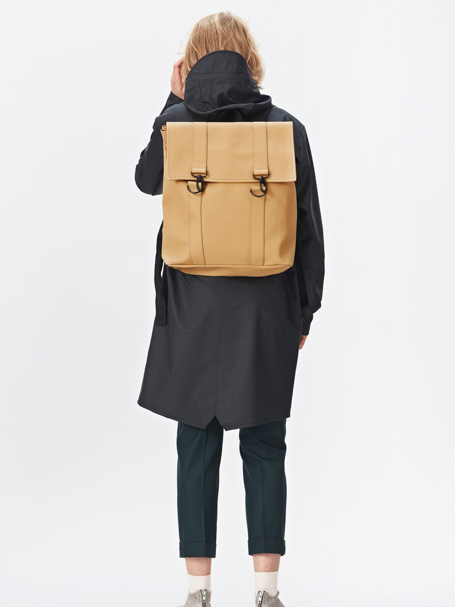 RAINS / MSN Bag | Khaki