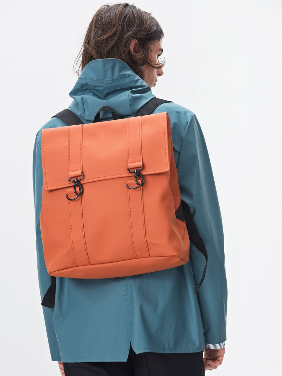 RAINS / MSN Bag | Rust