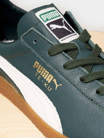 PUMA / TE-KU | Green Gables Whisper White