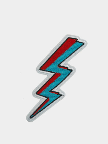 Iron Patches / Lightning Bolt Multicolor