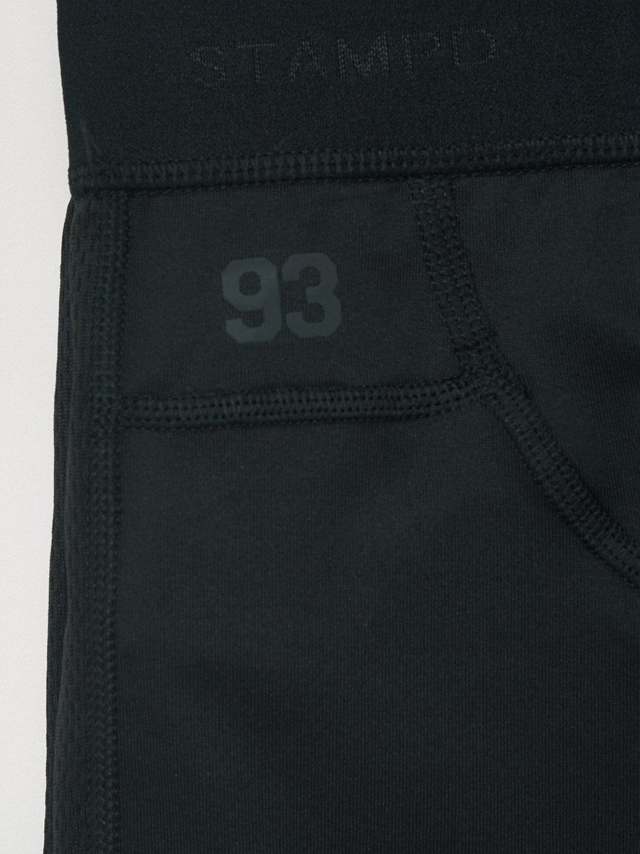Puma x Stampd / Running Tights | Black