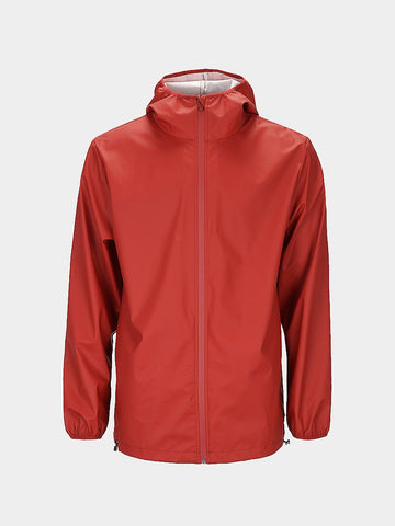 RAINS / Base Jacket | Scarlet