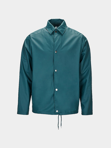 RAINS / Coach Jacket | Dark Teal