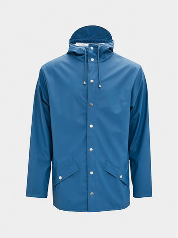 RAINS / Jacket | Faded Blue