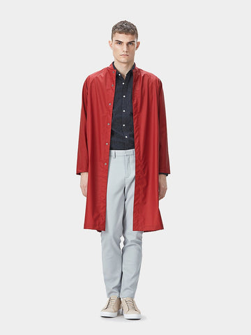RAINS / Mackintosh Jacket | Scarlet