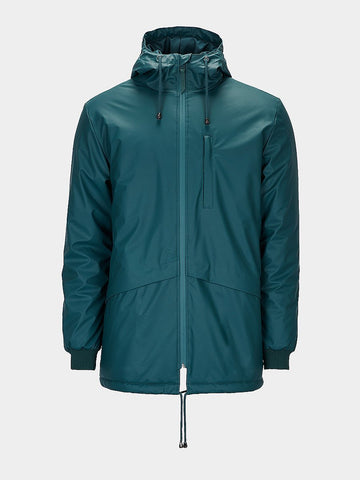 RAINS / N-3 Parka Jacket | Dark Teal