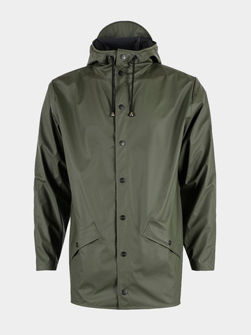 RAINS / Jacket | Green