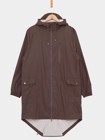 RAINS / Parka Coat | Brown