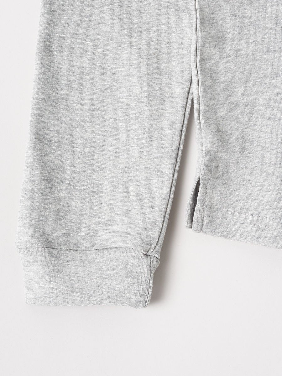 Revolution / Long Sleeve Turtleneck Tee | Light Grey - stvalentinshop.dk - 3