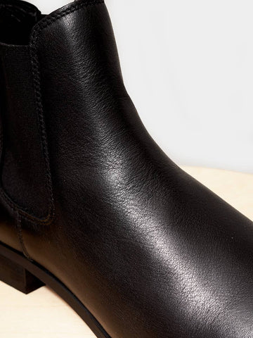 Shoe the Bear / Chelsea Leather | Black