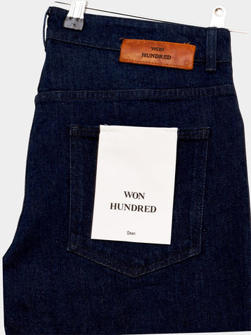 Won Hundred / Dean New A Jeans | Clear Rinse Blue - 1