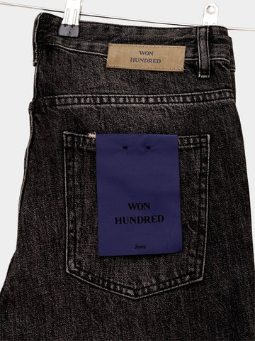 Won Hundred / Jimmy Jeans | Black Trash - 1