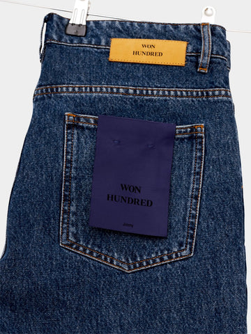 Won Hundred / Jimmy Jeans | 80's Blue - 1