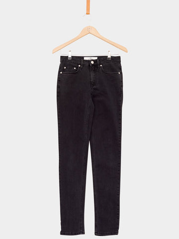 Won Hundred / Shady A Jeans | Charcoal - 1