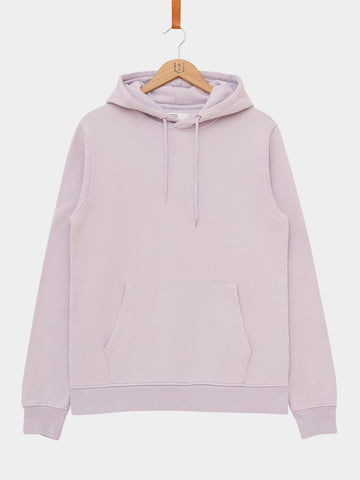 Colorful Standard / Classic Organic Hoodie | Soft Lavender