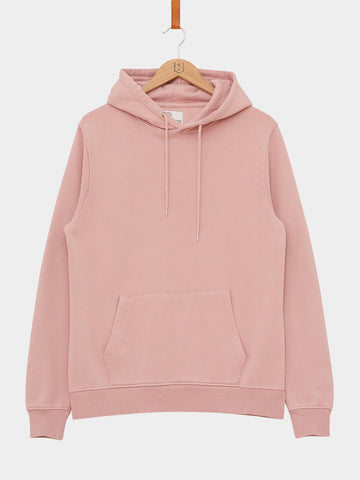 Colorful Standard / Classic Organic Hoodie | Faded Pink