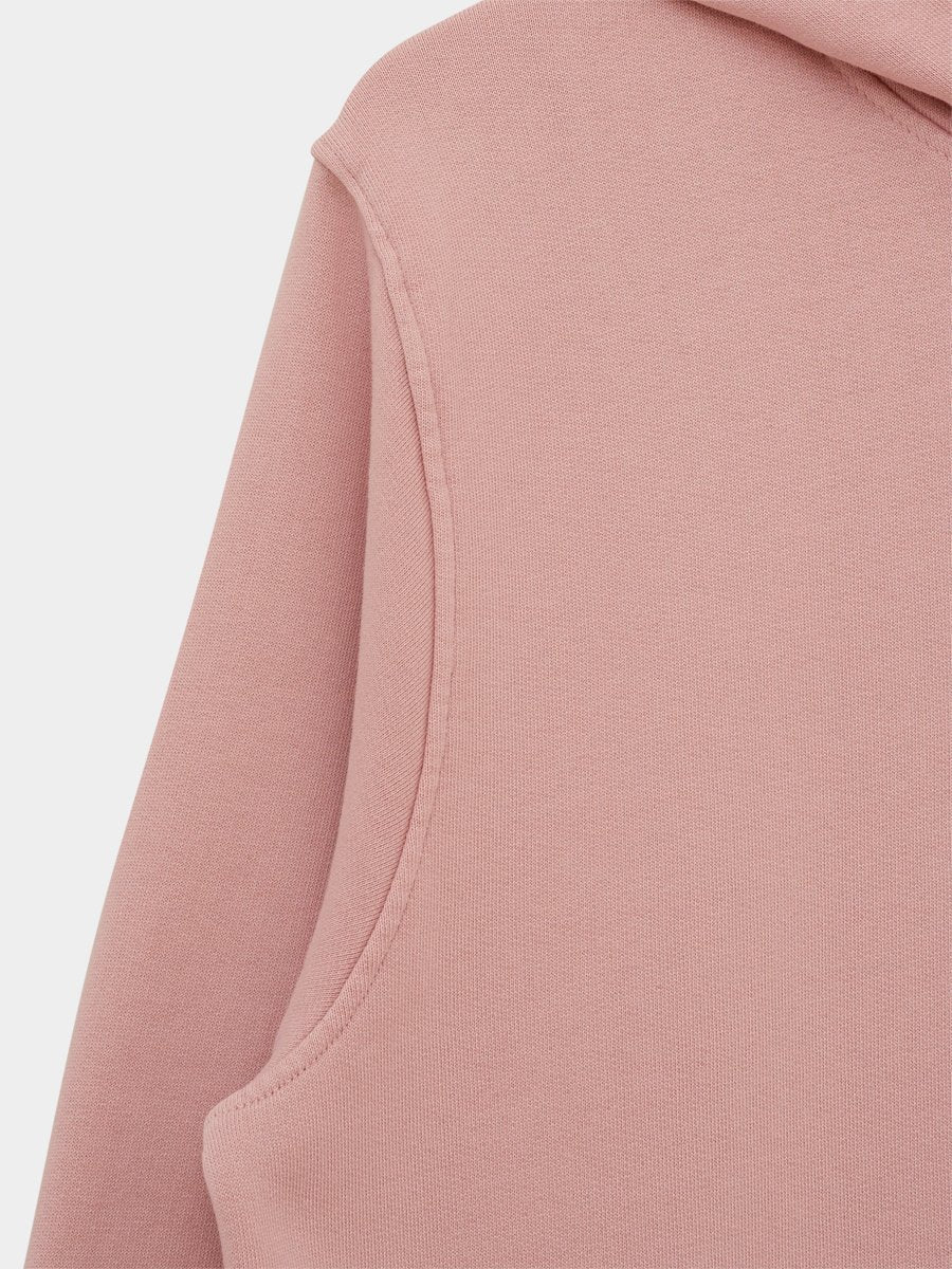 Colorful Standard / Classic Organic Hoodie | Faded Pink - 2