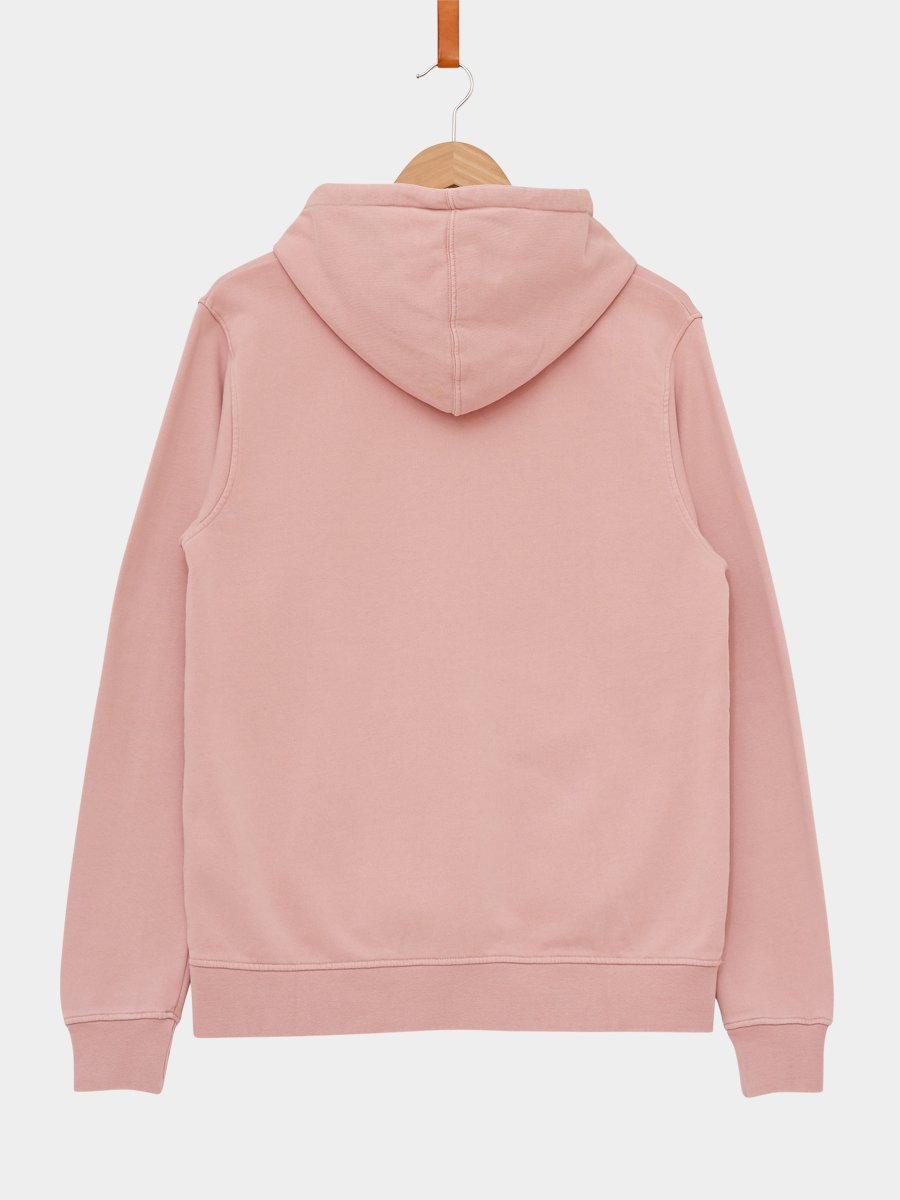 Colorful Standard / Classic Organic Hoodie | Faded Pink - 4