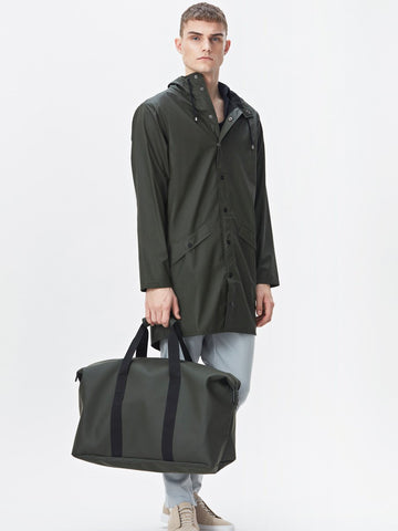 RAINS / Weekend Bag | Green