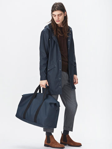 RAINS / Weekend Bag | Navy