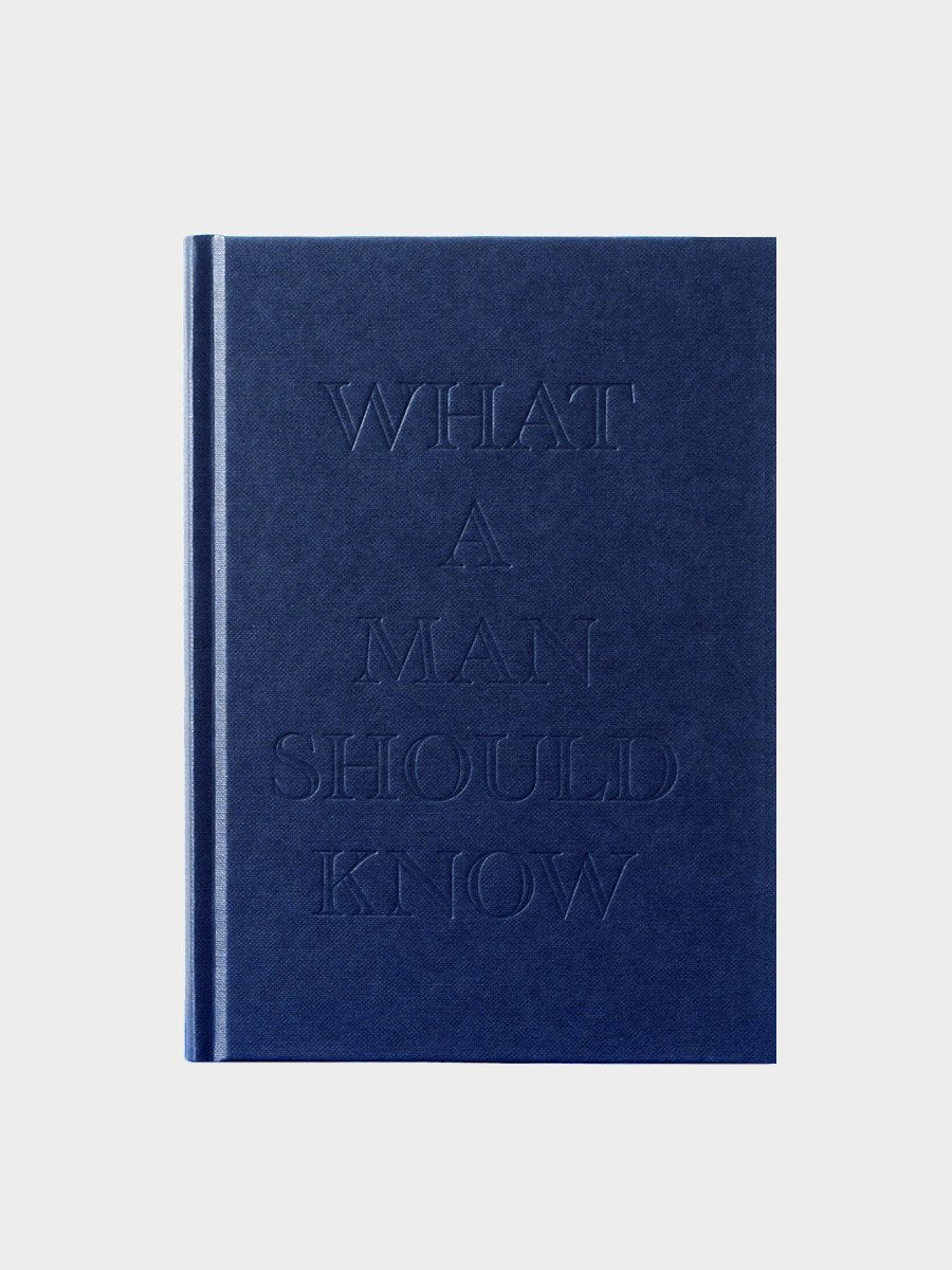 S.T. VALENTIN / »What A Man Should Know« Issue 2