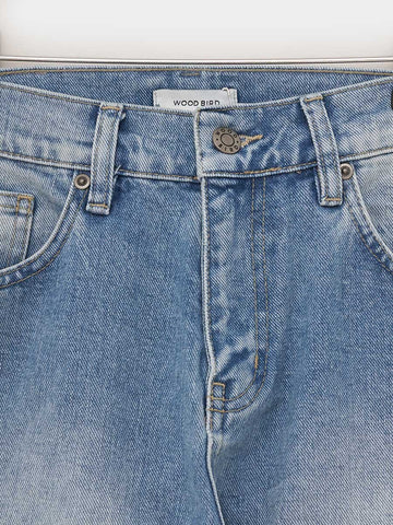 Wood Bird / Doc 90's Jeans | Vintage Blue