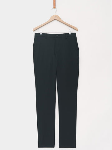 Wood Bird / Steffen Twill Pants | Black