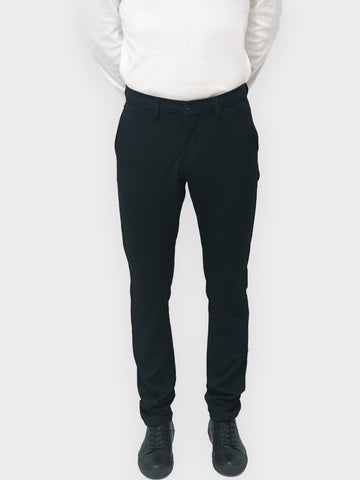 Wood Bird / Steffen Twill Pants | Navy