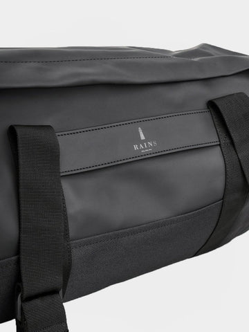 RAINS / Duffel Bag | Black