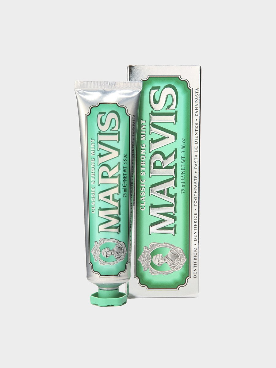 MARVIS / Classic Strong Mint | 75ml - stvalentinshop.dk - 1