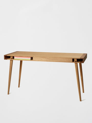 NORDIC TALES / Poet Desk | Oak Wood