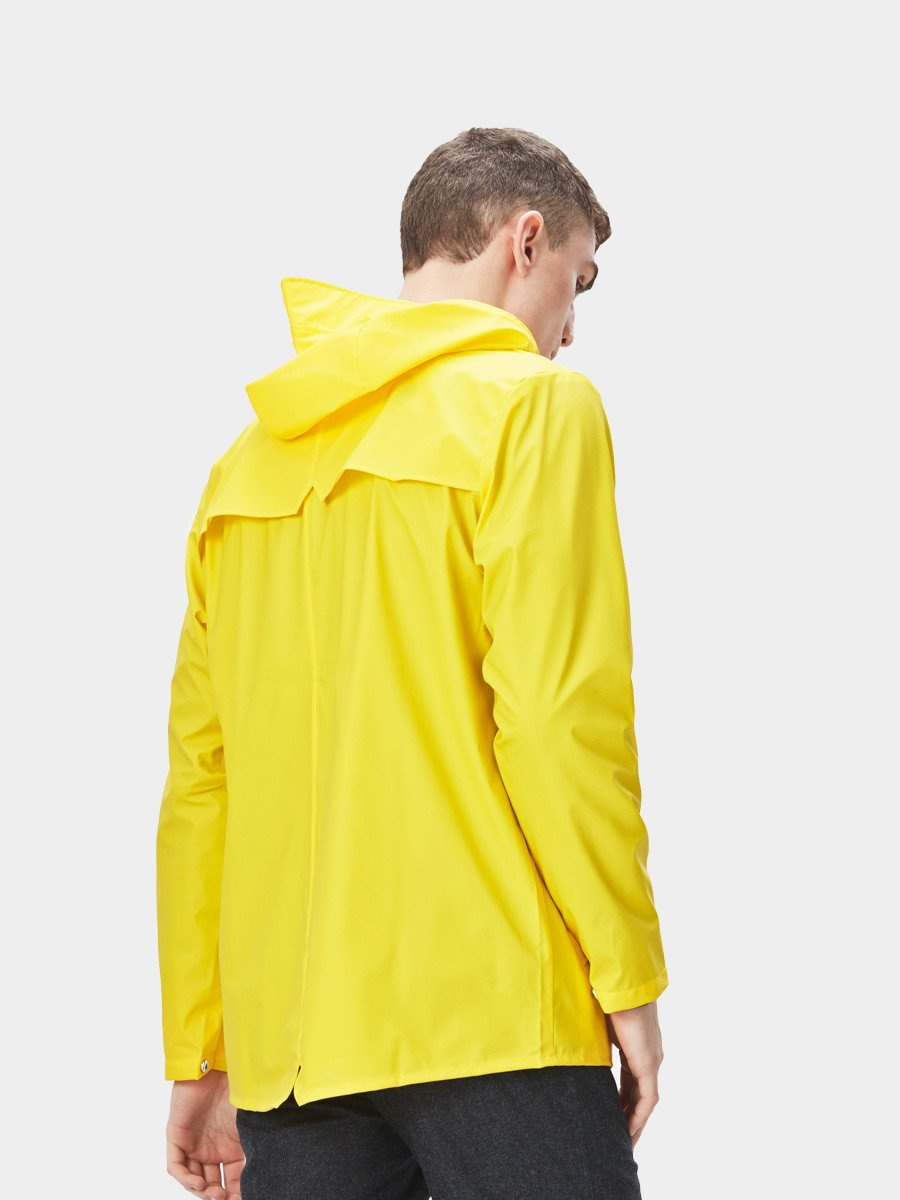 RAINS / Jacket | Yellow