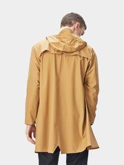 RAINS / Long Jacket | Khaki