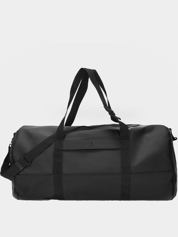 RAINS / Travel Duffel Bag | Black