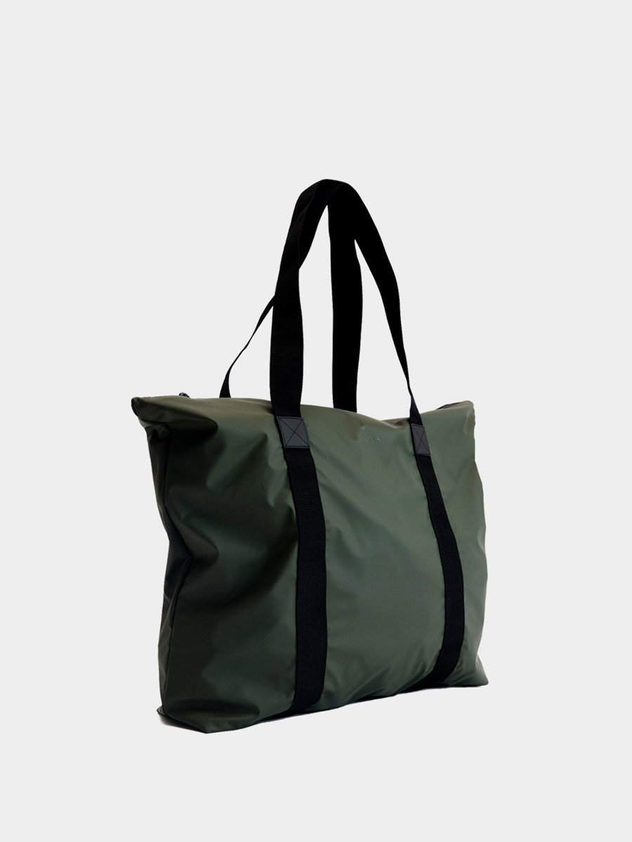 RAINS / Tote Bag | Green