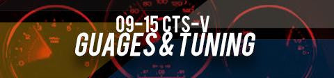 CTS-V GAUGES/ TUNING/ ELECTRONICS/ ACCESSORIES