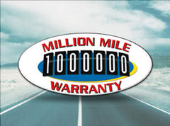 borla warranty million mile 100000