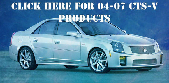 cadillac cts-v upgrades replacement parts products kits v1 performance 2004 2005 2006 2007 04 05 06 07 solutions