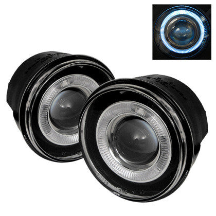 05-09 JEEP SRT8 PROJECTOR/ HALO FOG LIGHTS