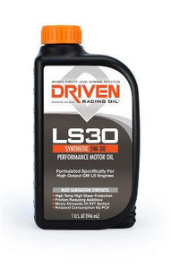 Driven Street Engine Oil - Synthetic - LS30 5W-30