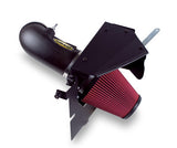 Airaid 09-15 Cadillac CTS-V 6.2L Intake System w/ Tube (Dry / Red Media) - 4JTT Performance