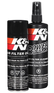 K&N AIR FILTER OIL/ RECHARGE KIT