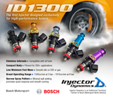 INJECTOR DYNAMICS ID1300''S for CTS-V, CAMARO, CORVETTE w/ LSA/LS3/LS7/L76/L92/L99 - 4JTT Performance