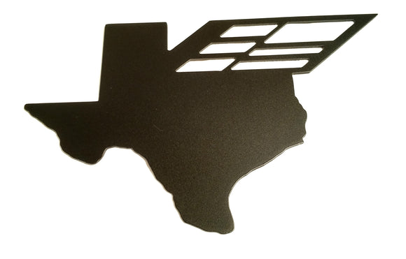 Texas V outline