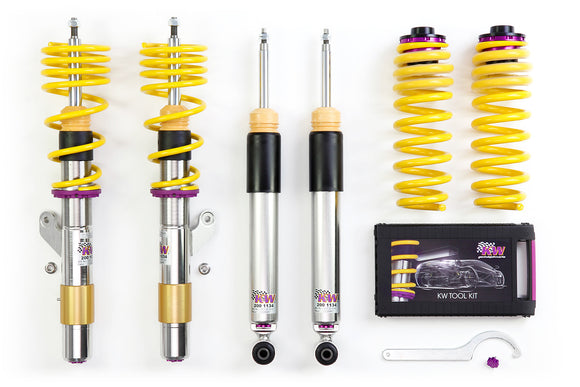 KW VARIANT 3 COILOVERS CTS-V 09-14 - 4JTT Performance