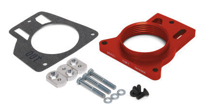 04 5.7L LS1 GTO AIRAID THROTTLE BODY SPACER (WITH OR WITHOUT POWER PORTS)